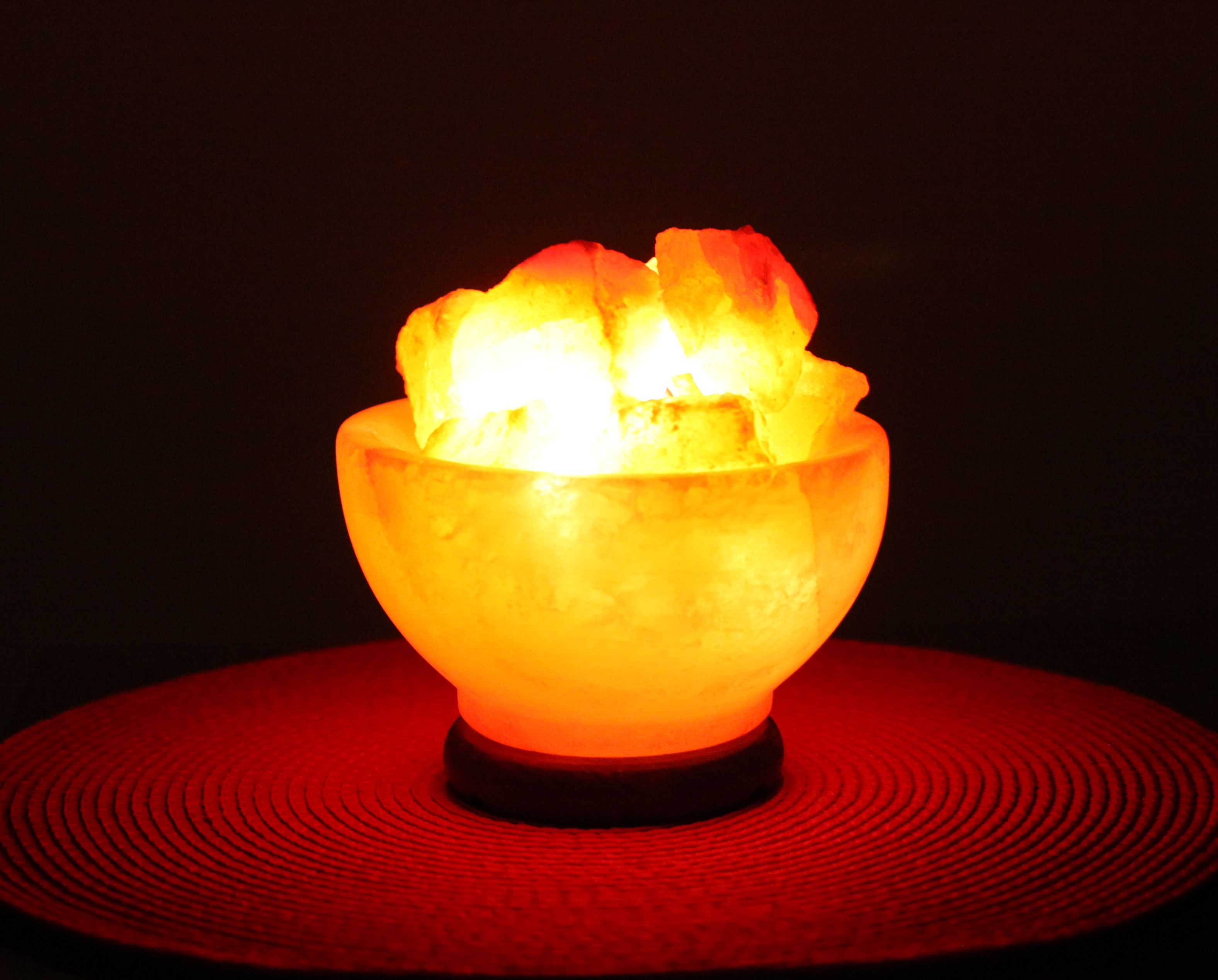 Crafted Salt Lamps Gama Salt